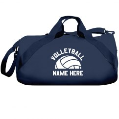 Personalized Volleyball Sports Girl