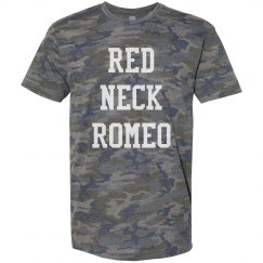 Red Neck Romeo Matching Couple