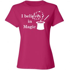 I believe in Magic