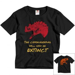 The Coronasaurus