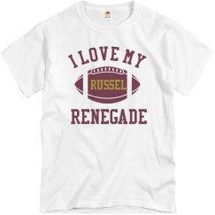 I love my Renegade tee