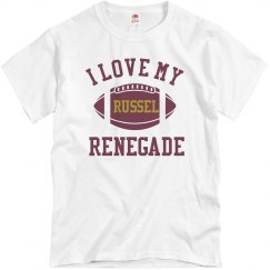 I love my Renegade tee