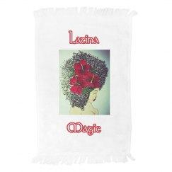 La Maga Mujer-PR State Flower Towel