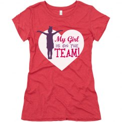 Cheer Team Mom