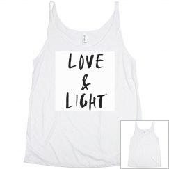 Love & Light Tank
