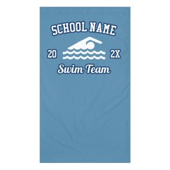 School Name Custom Swimming Mask