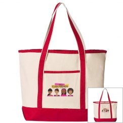 Curlfriend Tote