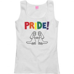 Gay Pride - Chicks