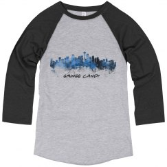 GC Seattle baseball tee