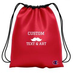 Core Carry Drawstring Cinch Bag