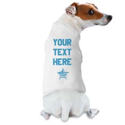 Create Your Own July 4th Dog Tee