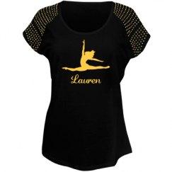 Custom Dance Top for Girls
