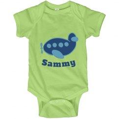 Sammy's Plane