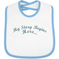 My story begins here-bib