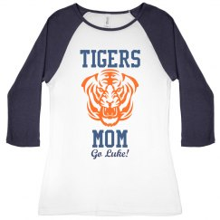 Custom Tiger's Mom