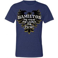 Hamilton. The Legend