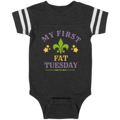 Baby's First Fat Tuesday