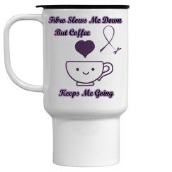 Fibro Slows Me Down But Coffee Keeps Me Going