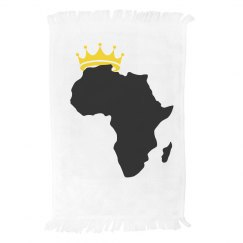 African Kings and Queen Sweat Towel