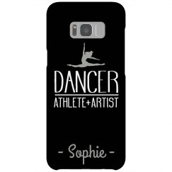 Custom Trendy Dancer Phone Case