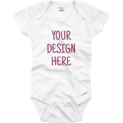 Custom Onesies For Infants