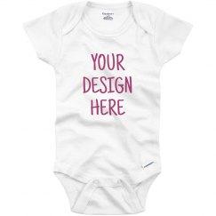 Custom Onesies For Infants