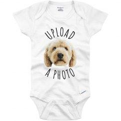 Custom Photo Upload For Baby