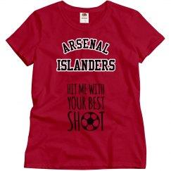 Arsenal parents/women