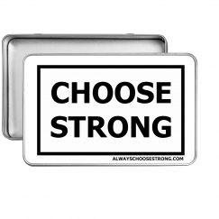 Choose Strong tin