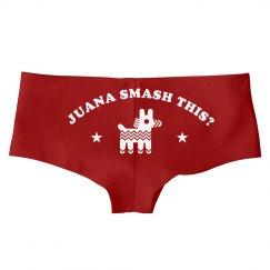 Do You Juana Smash This?