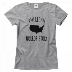 USA The True American Horror Story