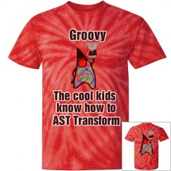 AST Transforms tie dye