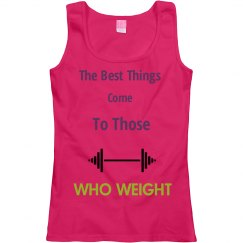 Those Who Weight