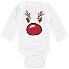 Reindeer Unisex Onesie