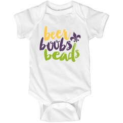 Beer Boobs And Beads For Infants
