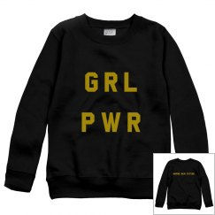 Our Future Sweatshirt (big sis)