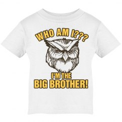 Big Brother Owl Tee