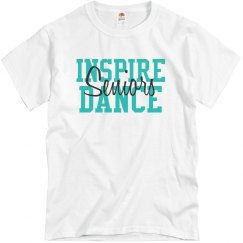 Inspire Dance Seniors Adult Sizes