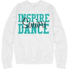 Inspire Dance Crew Sweatshirt