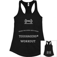 DDF Tough Women's Tank