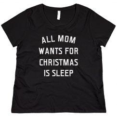 All Any Mom Ever Wants Is Sleep