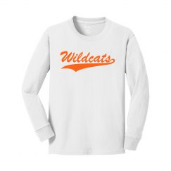 white long sleeve youth minster