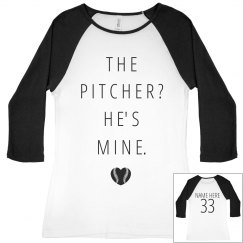 Pitcher's Trendy Girl