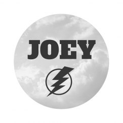 """For Joey.K"" (H.J) - Memorial Pin"