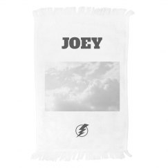 "Towel - ""For Joey.K"" (H.J)"