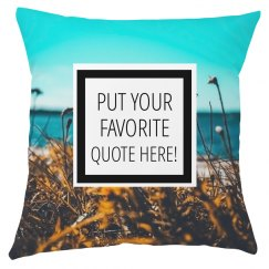 All Over Print Custom Quotes