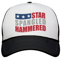 4th of July Drinking Cap