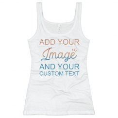 Personalized Tank Tops For Women