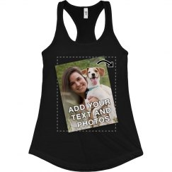 Personalized Tank Top for Women