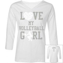 Love My volleyball Girl